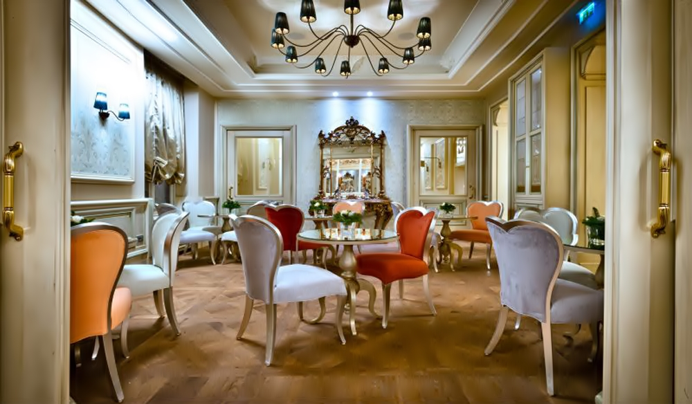 GOURMET TASTING EXPERIENCE AT RUBACUORI BY VENISSA CHÂTEAU MONFORT IN MILAN